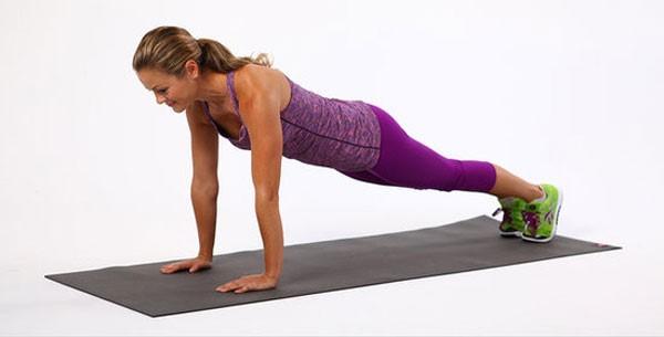 Danh sách gồm 6 Bài tập giúp giảm vòng bụng hiệu quả.