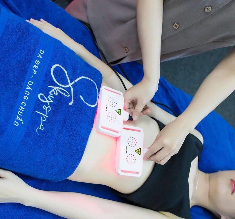 Các phương pháp giảm béo bụng hiệu quả chị em nên ghi nhớ thực hiện