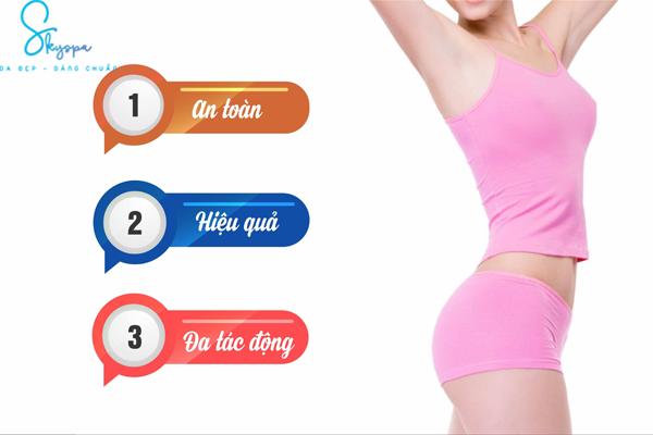 Các dịch vụ giảm béo cho cơ địa khó giảm hiệu quả nhất nhất hiện nay.